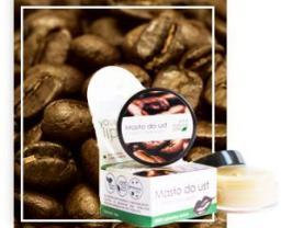 Your Natural Side Masło do ust z olejem kawowym 10 ml