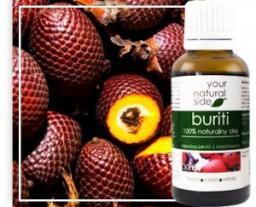 Your Natural Side Olej Buriti nierafinowany 30ml