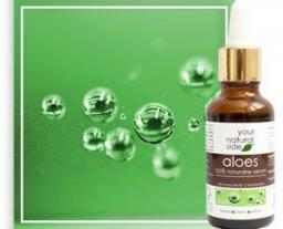 Your Natural Side Aloes Organic koncentrat 30 ml