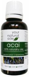 Your Natural Side Olej Acai nierafinowany 30ml
