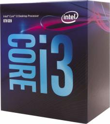 Procesor Intel Core i3-8300, 3.7GHz, 8 MB, BOX (BX80684I38300)