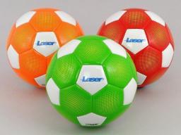 Adar Piłka nożna Laser mix wzorów r. 5 (S/428768)