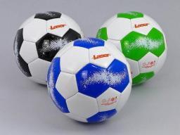 Adar Piłka nożna Laser biało-niebieska r. 5 (S/428799)