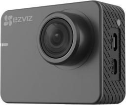 Kamera Ezviz S2 Kamera Sportowa 50kl/s w 1080P, Funkcje rejestratora jazdy, szary (CS-SP206-B0-68WFBS)