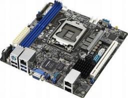 Asus ASUS Server Board P10S-I//SP XEON,C232,MINI-ITX,2DIMM - P10S-I