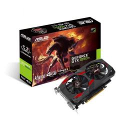 Karta graficzna Asus GeForce GTX 1050 Ti Cerberus Advanced Edition 4GB GDDR5 (128 Bit) DVI-D, HDMI, DisplayPort, BOX (CERBERUS-GTX1050TI-A4G)