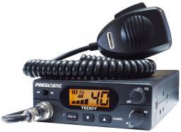 CB Radio President TEDDY - TXMU266