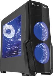 Obudowa Genesis TITAN 800 Niebieski (NPC-1129)