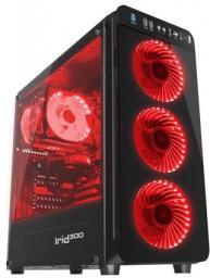 Obudowa Genesis   IRID 300 Czerwony (NPC-1131)
