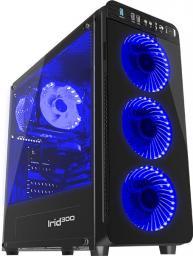 Obudowa Genesis IRID 300 Niebieski (NPC-1132)