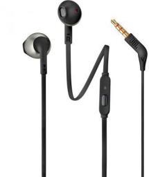 Słuchawki JBL T205 czarne