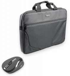 Torba Port Designs na laptop 15,6'' + mysz (501753) (PD501753)