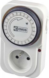 Emos Programator czasowy mechaniczny TS-MD3 (P5502)