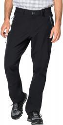 Jack Wolfskin Spodnie męskie  ACTIVATE XT MEN Black r. 48 (1503752)