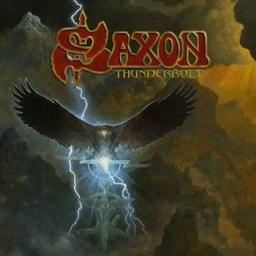 Saxon - Thunderbolt (LP+CD+MC)
