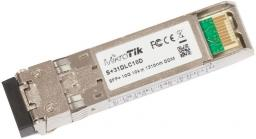 Moduł SFP MikroTik Moduł SFP+ 10G SM 10km 1310nm (S+31DLC10D)