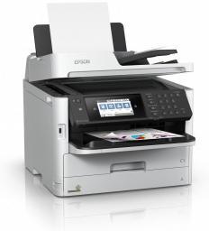 Urządzenie wielofunkcyjne Epson MFP WF-C5710DWF 4ink A4/fax/WLAN/34pps/NFC/LCD (C11CG03401)
