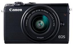 Aparat Canon EOS M100 + 15-45 (2209C049)