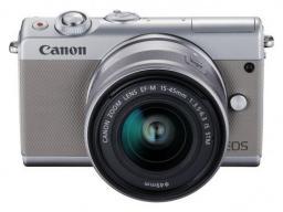 Aparat Canon EOS M100 + 15-45 (2211C049)