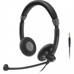 Słuchawki z mikrofonem Sennheiser SC 75 (507085)