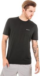 Marmot Koszulka męska Conveyor Tee SS czarna r. XXL (51820-001)