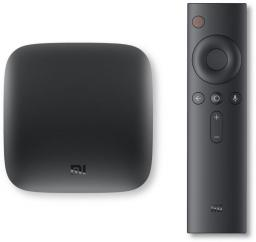 Xiaomi odtwarzacz mulimedialny Mi TV Box czarny (AKGAOODTXIA00001)