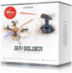 Dron Sky Soldier Tower Defence + 4 baterie BOM (GSM035021)