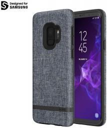 Incipio Nakładka Esquire Carnaby do Samsung Galaxy S9 niebieska (SA-918-BLU)