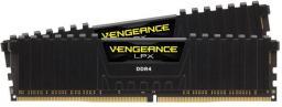 Pamięć Corsair Vengeance LPX, DDR4, 16 GB, 3000MHz, CL16 (CMK16GX4M2D3000C16)