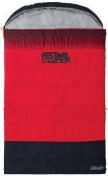 Coleman Śpiwór Festival Riff Double Red/Black (2000032335)