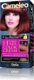 Delia Delia Cosmetics Cameleo Farba do włosów Omega nr 7.4 miedź