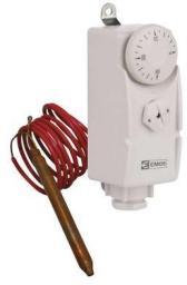 Emos Termostat ręczny z czujnikiem T80F 0-90°C 16A 230V biały (P5682)