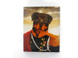 Hanipol Obraz mały Rottweiler (024-0201K)