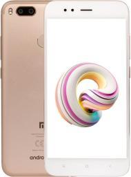 Smartfon Xiaomi Mi A1 32 GB Dual SIM Różowy  (17101)