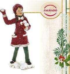 Hanipol Figurka bożonarodzeniowa Dziewczynka (219-0735)