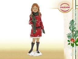 Hanipol Figurka bożonarodzeniowa Dziewczynka (219-0731)