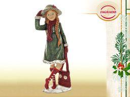 Hanipol Figurka bożonarodzeniowa Dziewczynka (219-0730)