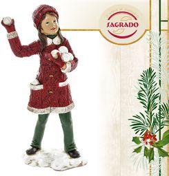 Hanipol Figurka bożonarodzeniowa Dziewczynka (219-0727)