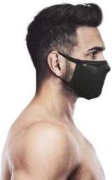 Maska antysmogowa NAROO MASK  filtrująca Fu , Czarna
