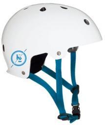K2 Kask K2 VARSITY WHITE BLUE (3294560)biały r. M  (886745755098)