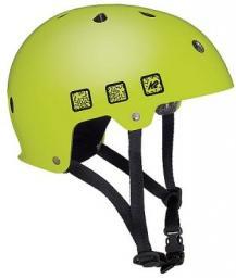 K2 Kask junior VARSITY limonkowy r. S (30C4202/11/S)