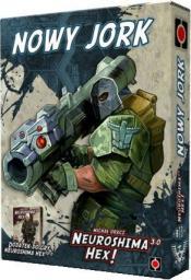 PORTAL GAMES Neuroshima HEX 3.0 Nowy Jork