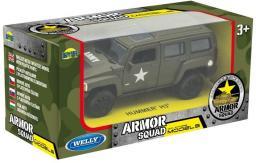 Welly Pojazd wojskowy, Hummer H3