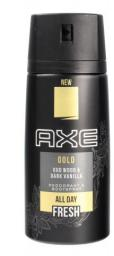Axe Dezodorant w sprayu Gold 150 ml