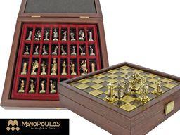 Manopoulos G & j Gp Szachy - Byzantine Empire Chess set