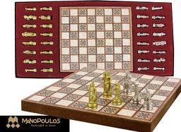 Manopoulos G & j Gp Szachy - Warrior Chess set