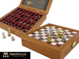 Manopoulos G & j Gp Szachy - Sagittarius Chess set - 086-5016