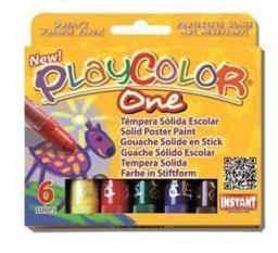 Maped Farba w sztyfcie Playcolor instant 6 kolorów (10711)