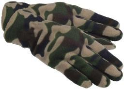 Robinson Rękawice polarowe r. 8 (69-RE-P01-08)
