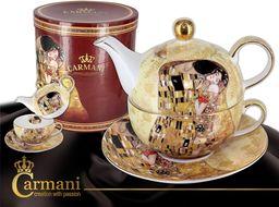 CARMANI Tea for one - Gustav Klimt The Kiss - 532-5101